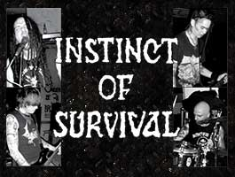 INSTINCT OF SURVIVAL