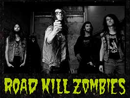 ROAD KILL ZOMBIES