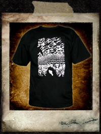 Faces of war - T-Shirt