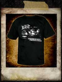 BLUTTAT - Destroy The Motors Of Society, T-Shirt