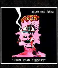 Alien Sex Fiend - Open Head Surgery, CD