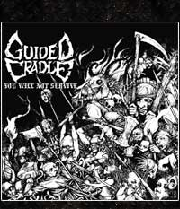 Guided Cradle - You Will Not Survive, CD Digi