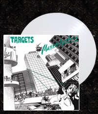TARGETS - Massenhysterie, LP/12