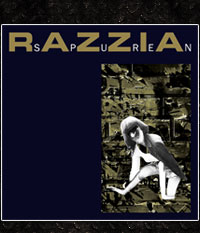 RAZZIA - Spuren, CD Digipak (+ 2 Bonus-Tracks)