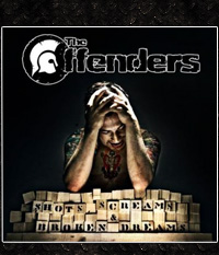 Offenders, The  - Shots Screams & Broken Dreams, CD