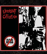 UPRIGHT CITIZENS - Open Eyes, Open Ears, Brains To... LP + CD