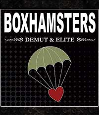Boxhamsters - Demut & Elite, LP im Gatefold Cover