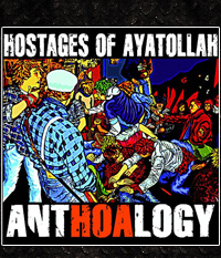 Hostages Of Ayatollah - Anthoalogy  Digipak CD + DVD