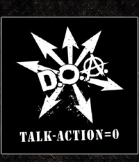 D.O.A. - Talk - Action = 0  CD