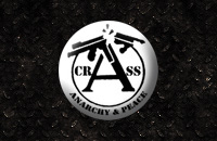 Crass - Anarchy & Peace