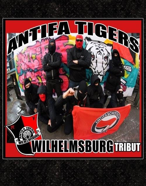 ANTIFA TIGERS WILHELMSBURG - Tribut  EP
