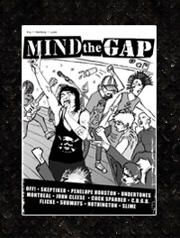 Mind The Gap #13
