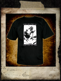 Animals can't fight back - fight for them - T-Shirt