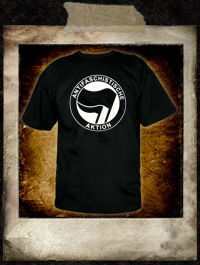 Antifaschistische Aktion - T-Shirt