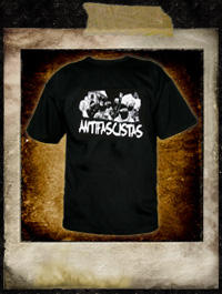 Antifascistas - T-Shirt