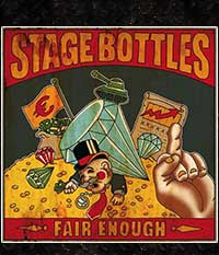 Stage Bottles – Fair enough, CD