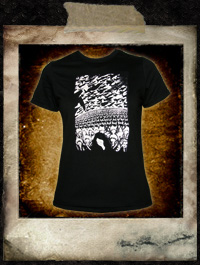 Faces of war - Girlie Shirt