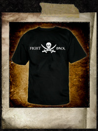 Fight back - T-Shirt