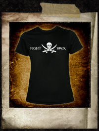 Fight back - Girlie Shirt