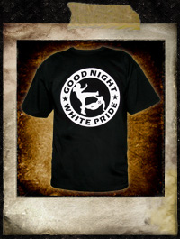 Good night white pride - T-Shirt