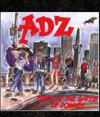 ADZ - Piper at the gates of downey, CD