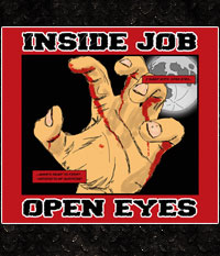 INSIDE JOB - Open Eyes, CD-Digipak, inkl. 6 Bonus-Tracks