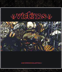 Victims - Neverendinglasting, LP/12
