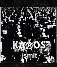Kaaos - Ismit, LP im Gatefold-Cover