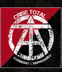 Crise Total/ White Flag  SPLIT-EP/7