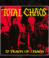 Total Chaos - 17 years of chaos  CD