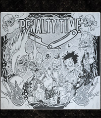 Penalty Time/ Wardance Split-LP/12