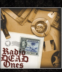 Radio Dead Ones - Gambian Bumsters,180g-EP im Klapp-Cover +Patch