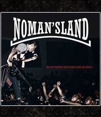 No Man´s Land - Scattered around and buried, CD