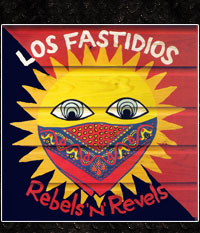 Los Fastidios - Rebels'n'Reveles, CD