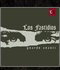 Los Fastidios - Guardo Avanti, CD