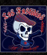 Los Fastidios - All'Arrembaggio, CD