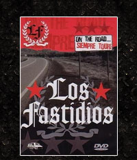 Los Fastidios - On the Road... Siempre Tour, DVD