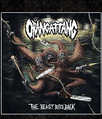 Orängättäng - The Beast Bites Back, LP/12