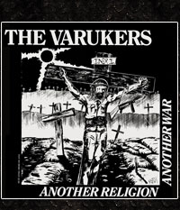 VARUKERS - Another Religion, Another War, LP/12