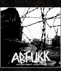 ABFUKK - Asi, arrogant, abgewrackt, LP + Download Code