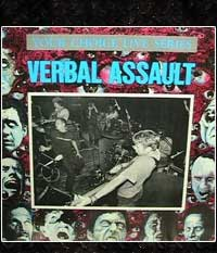 Verbal Assault - Your Choice Live Series, LP/12