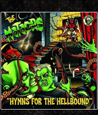 Meteors, The - Hymns For The Hellbound, CD Digipak
