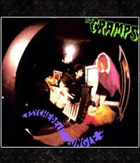 Cramps, The - Psychedelic Jungle, CD