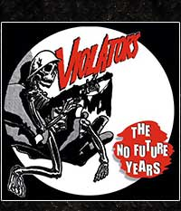 Violators - The No Future Years, LP/12