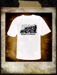 Instinct Of Survival - Lapsed Into Absurdity, T-Shirt