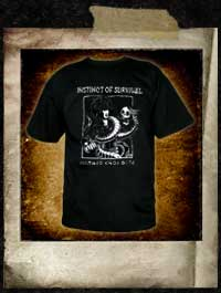 Instinct Of Survival - Harmed egos bite, T-Shirt