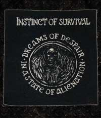 Instinct Of Survival - Dreams Of Despair, Patch