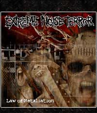 EXTREME NOISE TERROR - Law Of Retaliation, LP/12