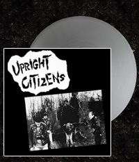 UPRIGHT CITIZENS - Bombs Of Peace, LP/12