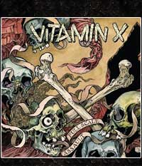 Vitamin X - Full Scale Assault, LP/12